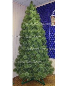 Сосна искусственная Таёжная 3м-4м цвет зеленый
