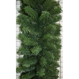 Еловая гирлянда в-40см цвет зеленый длина 2,7м
