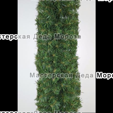 Еловая гирлянда цвет зеленый длина 2,7м