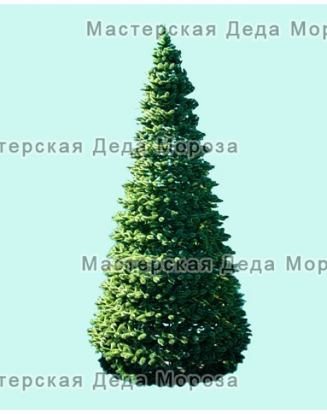 Ель каркасная Уральская (от 3м до 45м) пленка