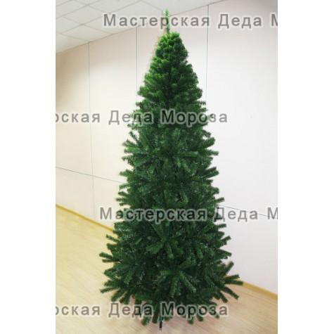 Ель искусственная Императрица цвет зеленый высота от 3-6,5 м
