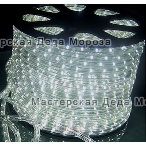 Дюралайт LED 10,5мм 100 м цвет белый