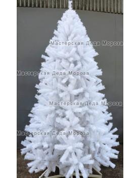 Ель искусственная Императрица 3м цвет белый