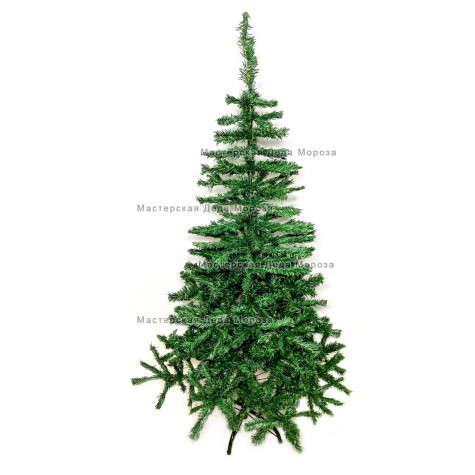 Ель искусственная 160 см цвет зеленый