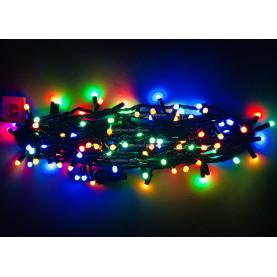 Светодиодная гирлянда с колпачками 10м цвет мульти постоянное свечение  IP65